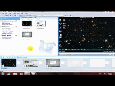 Windows Movie Maker Windows 7 2012 Tutorial Free & Easy