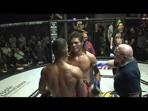 XFN22 Miguel Baeza vs Matthew Colquhoun