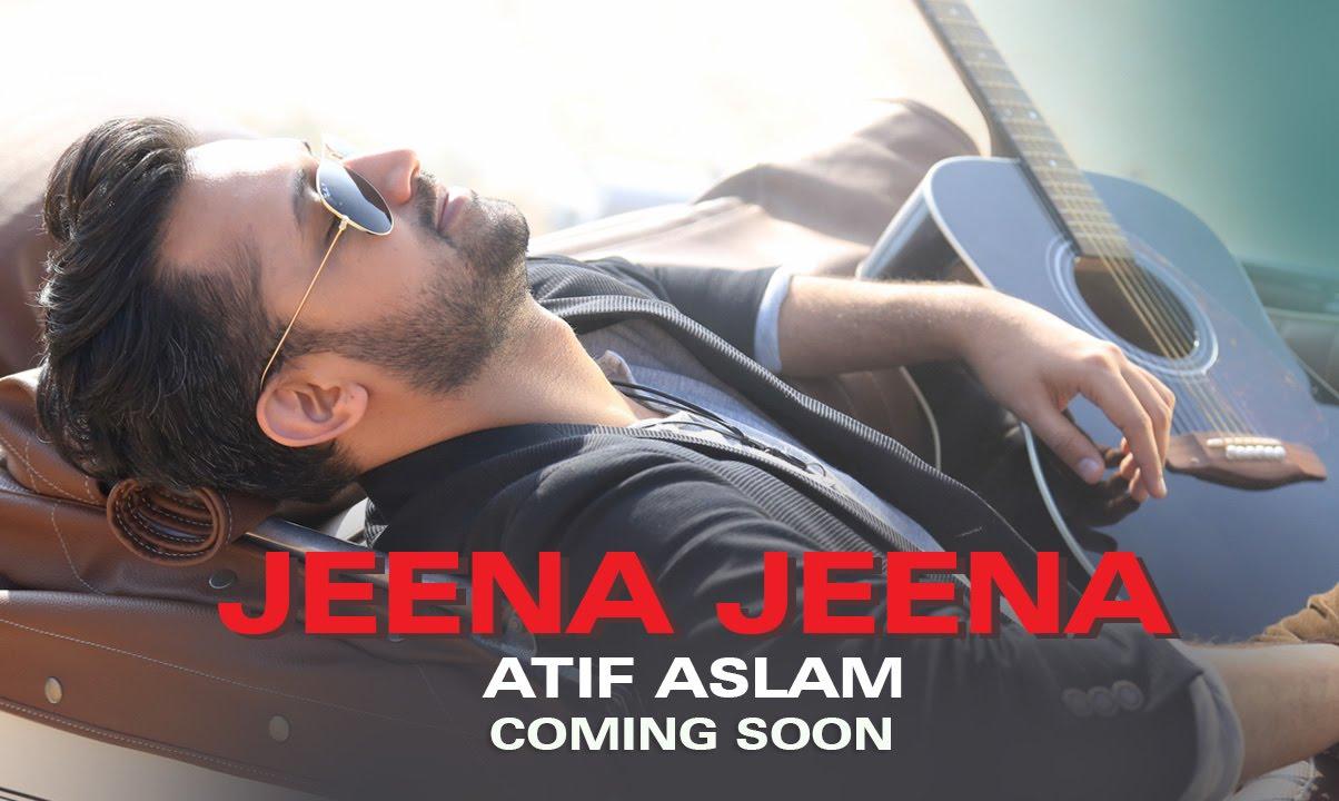 Jeena Jeena (Remix) Atif Aslam DJ Nykeh