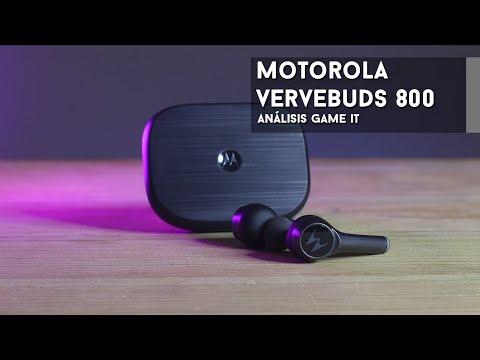 Motorola #VerveBuds 800 review y unboxing en español | GameIt ES