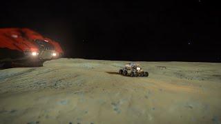 Elite Dangerous | Explorer's vLog 3 | Reaching NGC 6537 + Planetary Landing + Orion + Voiceattack