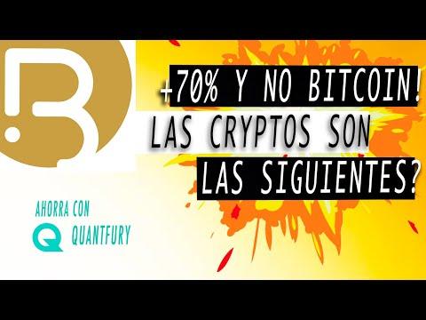 Bitcoin: Nueva subida próximas horas? A la espera de confirmación… Empresas ON FIRE! Ojo Invitae..