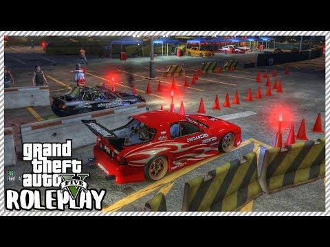 GTA 5 ROLEPLAY - Grand Final Drift Event | Ep. 284 Civ