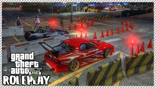 GTA 5 ROLEPLAY - Grand Final Drift Event   Ep. 284 Civ