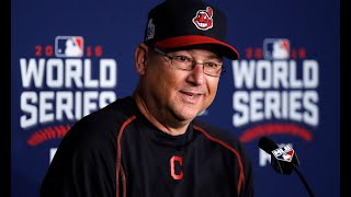 Terry Francona reacts to the latest MLB firings and news