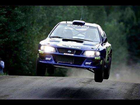 WRC Rally Finland '99 Juha Kankkunen Subaru Impreza (Onboard Cam)