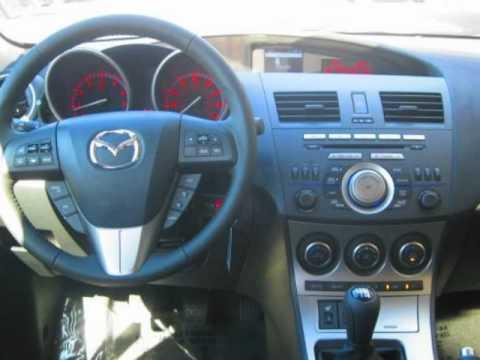 Mazda3 5 Door >> 2011 MAZDA 3 s Grand Touring Manual 2.5L Velocity Red - YouTube