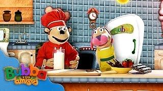 Descubriendo los Alimentos - El Mono Bubba