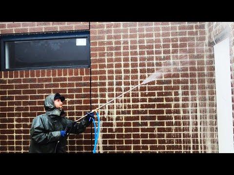 Brick Pressure Washing Training