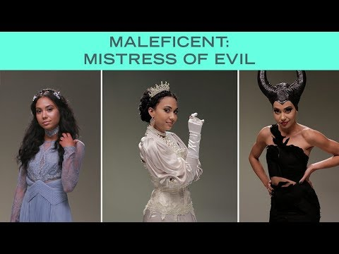 Disney S Maleficent Mistress Of Evil Transformation Time Lapse Beauty By Disney Style