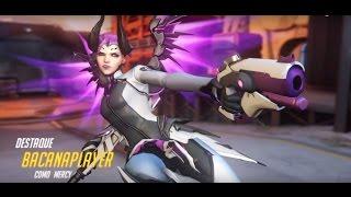 Overwatch - Historia de Mercy Dicas basicas de Gameplay