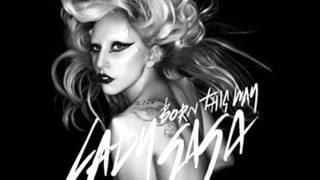 Lady GaGa - Born This Way (DJ White Shadow Remix)