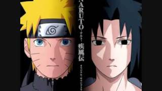 Naruto Shippuden OST Original Soundtrack 08 - Departure to the Front Lines