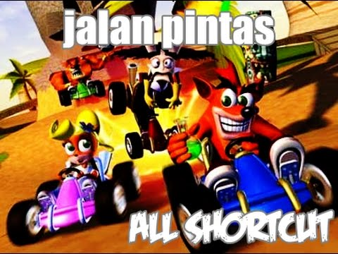 Jalan Pintas CTR ( Shortcut CTR ) - All Track
