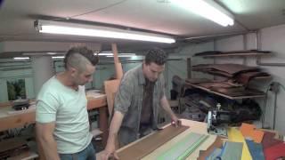 Craig Thibodeau shop tour.mov