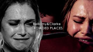 Bellamy+Clarke┃I've been scared of crowded places.