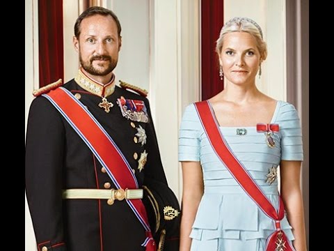 New Official Photos Of Norwegian Royal Family 2016 Youtube