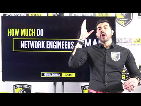 How much do Network Engineers MAKE, What's the FUTURE for US & SKILLS REQUIRE (Video 3 out of 3)