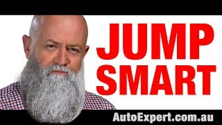 Tested: easiest capacitor jump start ever (with nuts, and Cletus) | Auto Expert John Cadogan