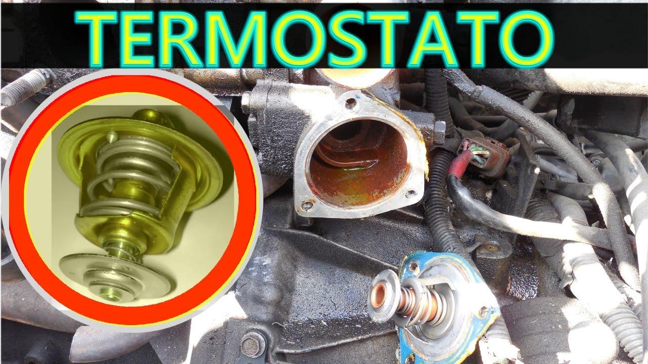 El termostato explicacion de como funciona tips y fallas for Termostato agua