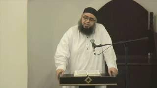 Sheikh Mikaeel - Tafseer on 10/21/16