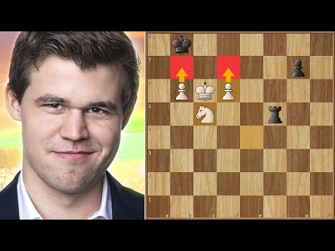 Highest Rated Man vs Highest Rated Woman | Carlsen faces Yifan | Tata Steel 2018. Round 7