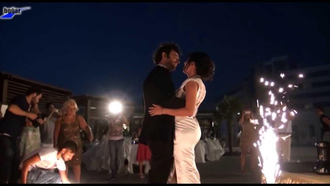 Ünlü Oyuncular Çanakkale'de Evlendi
