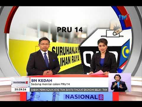 Bn Kedah Sedang Menilai Calon Pru 14 8 Okt 2017 Youtube