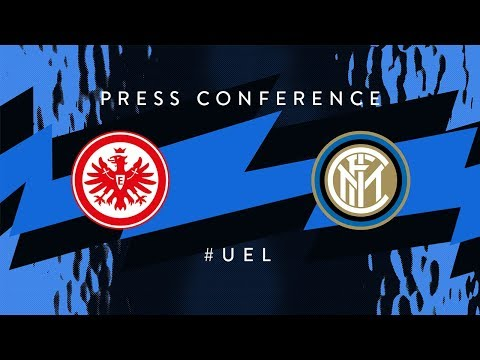EINTRACHT vs INTER | Cedric Soares and Luciano Spalletti | Pre-Match Press Conference LIVE 🎙⚫🔵