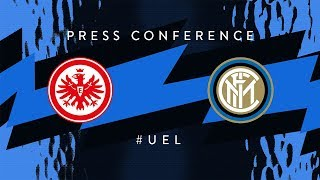 EINTRACHT vs INTER | Cedric Soares and Luciano Spalletti | Pre-Match Press Conference LIVE 🎙⚫🔵