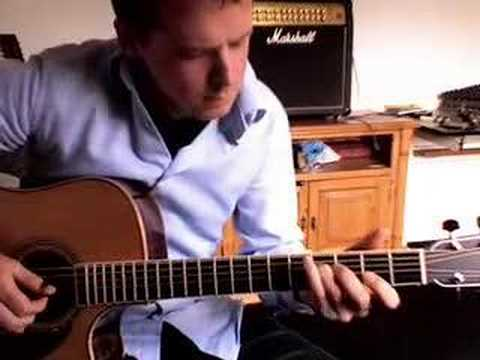 acoustic guitar pieces in open tunings