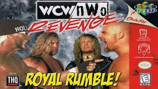 N64:  WCW vs. NWO Revenge! Royal Rumble! - YoVideogames