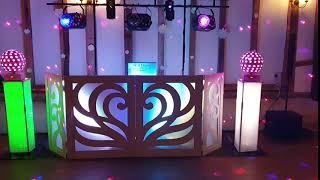 Wedding dj at the clock barn - NGB Discos