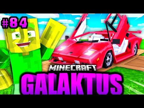 ICH ZIEHE den 7.500.000€ LAMBORGHINI?! - Minecraft GALAKTUS #84 [Deutsch/HD]