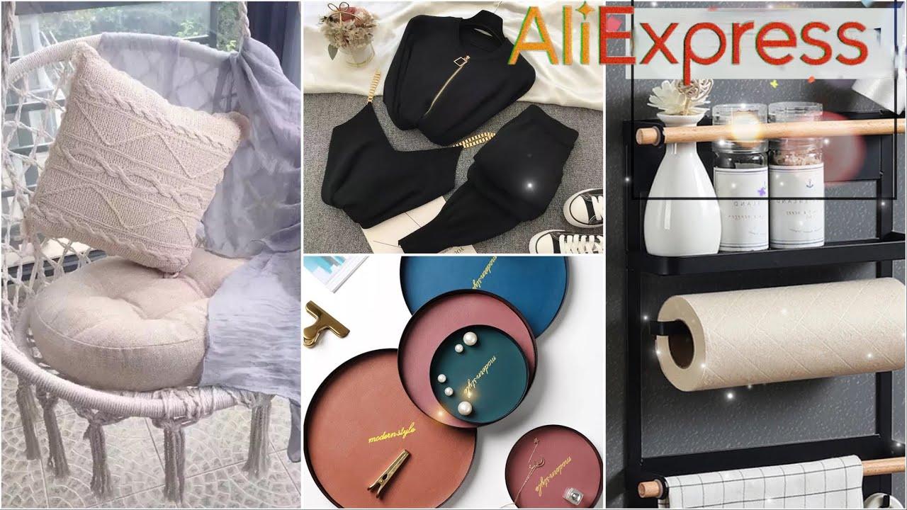 БЮДЖЕТНЫЕ ПОКУПКИ С AliExpress | УДАЧНЫЕ НАХОДКИ С AliExpress 🖤