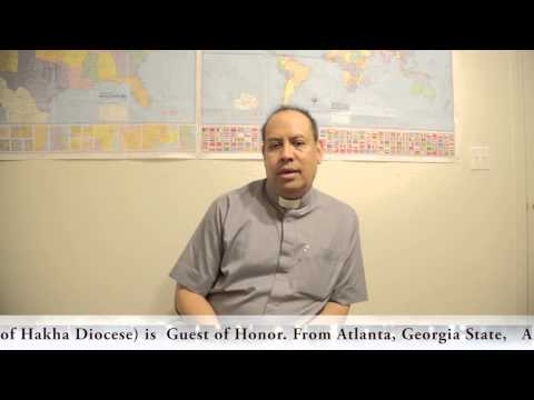 Deacon Peter (NCBAC President) Message in English