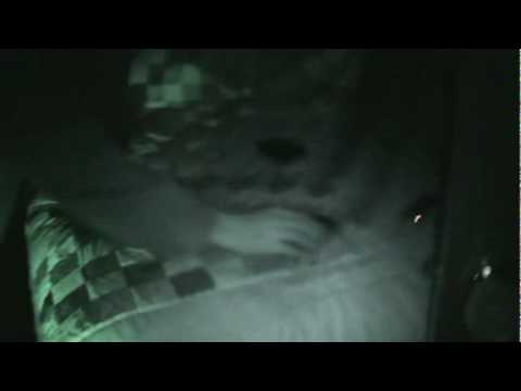 Haunted home in Chittenden county, VT - ghost hunting with VSDA