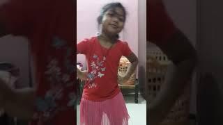 """Samridhi's """"Bharatnatyam"""" Dance performance"""