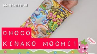 Japans Snoep - Choco Kinako Mochi Diy Candy - Popin' Cookin Mostcutest.nl