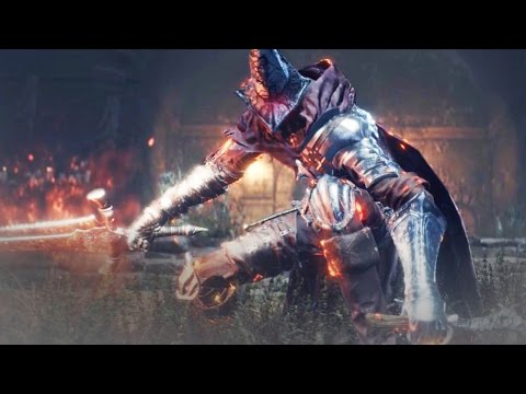 WHAT THE F&%K! (RAGE) Abyss Watchers BOSS Fight! Dark Souls 3 GAMEPLAY |