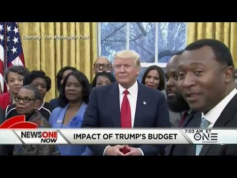 Trump's Budget Eliminates The Minority Business Development Agency, Offers No New Money For HBCUs