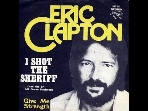 ERIC CLAPTON  - I Shot The Sheriff HQ Audio Original