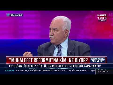 Dr. Doğu Perinçek, Cumhurbaşkanı Erdoğan'ın sözlerini yorumladı