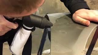 Піскоструминний апарат без витрати піску