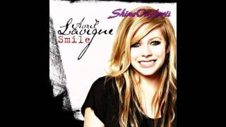 Avril Lavigne Smile. ( Acoustic Version )