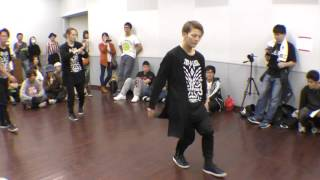double legs vs KING OF HOUSE BEST16 FREESTYLE SIDE / RUN UP! × ばとる☆マギカ vol.2