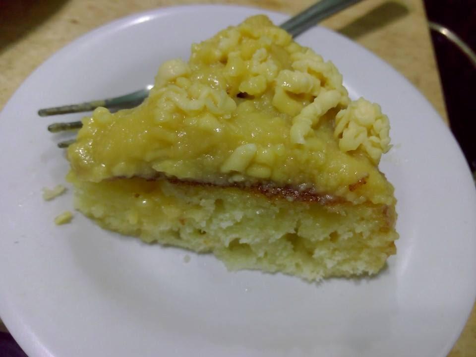 Rice Cooker Yema Cake