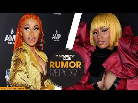 Nicki Minaj and Cardi B Feud Hits an All Time High Mp3