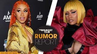 Nicki Minaj and Cardi B Feud Hits an All Time High
