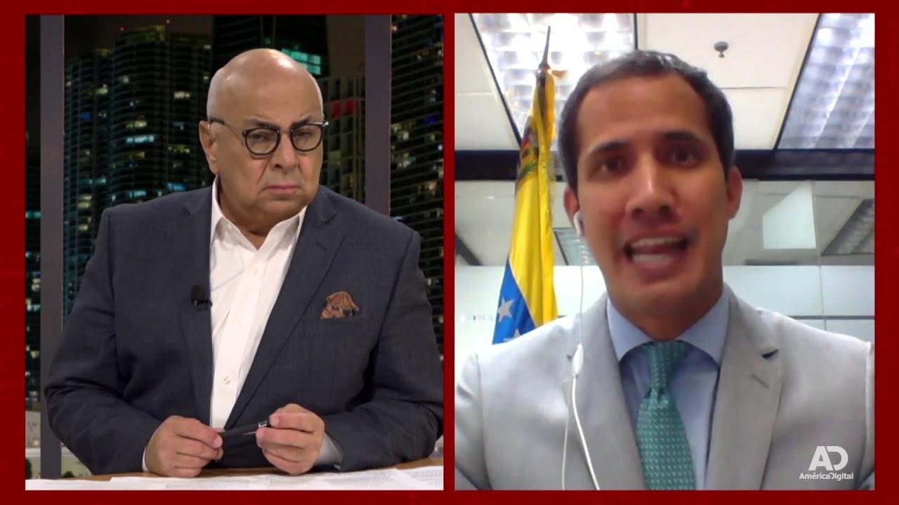 Entrevista completa: César Miguel Rondón con Juan Guaidó